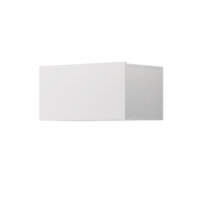 TEMPO KONDELA Závesná skrinka, biela, Spring ED60