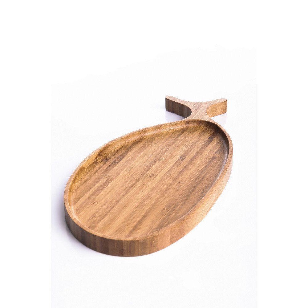 Bambusová servírovacia doštička Bambum Dorel