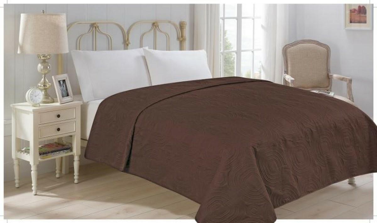 Jahu Prehoz na posteľ Royal hnedá, 220 x 240 cm