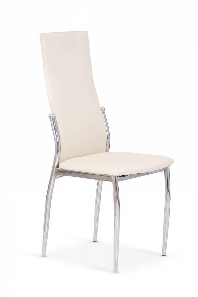 Jedálenská stolička K3 vanilková