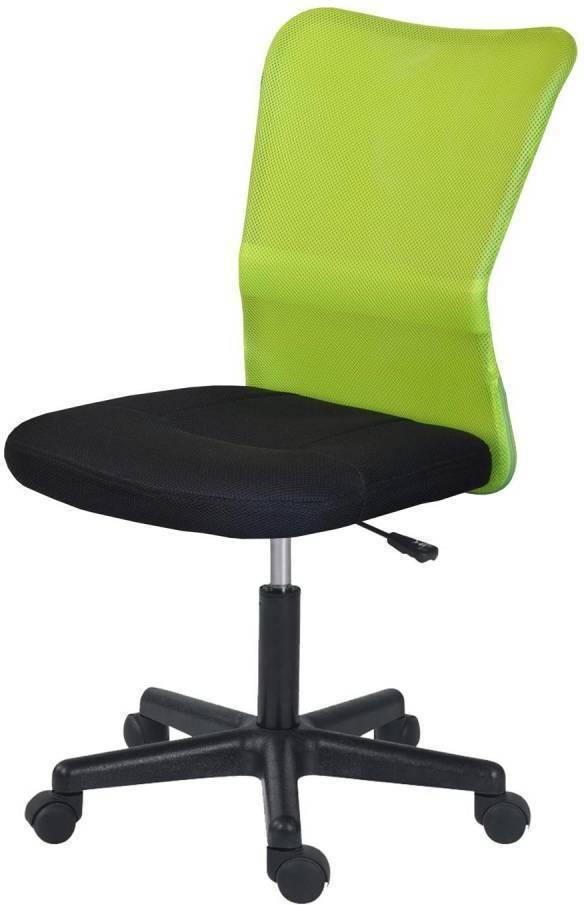 Kancelárská stolička MONACO zelená