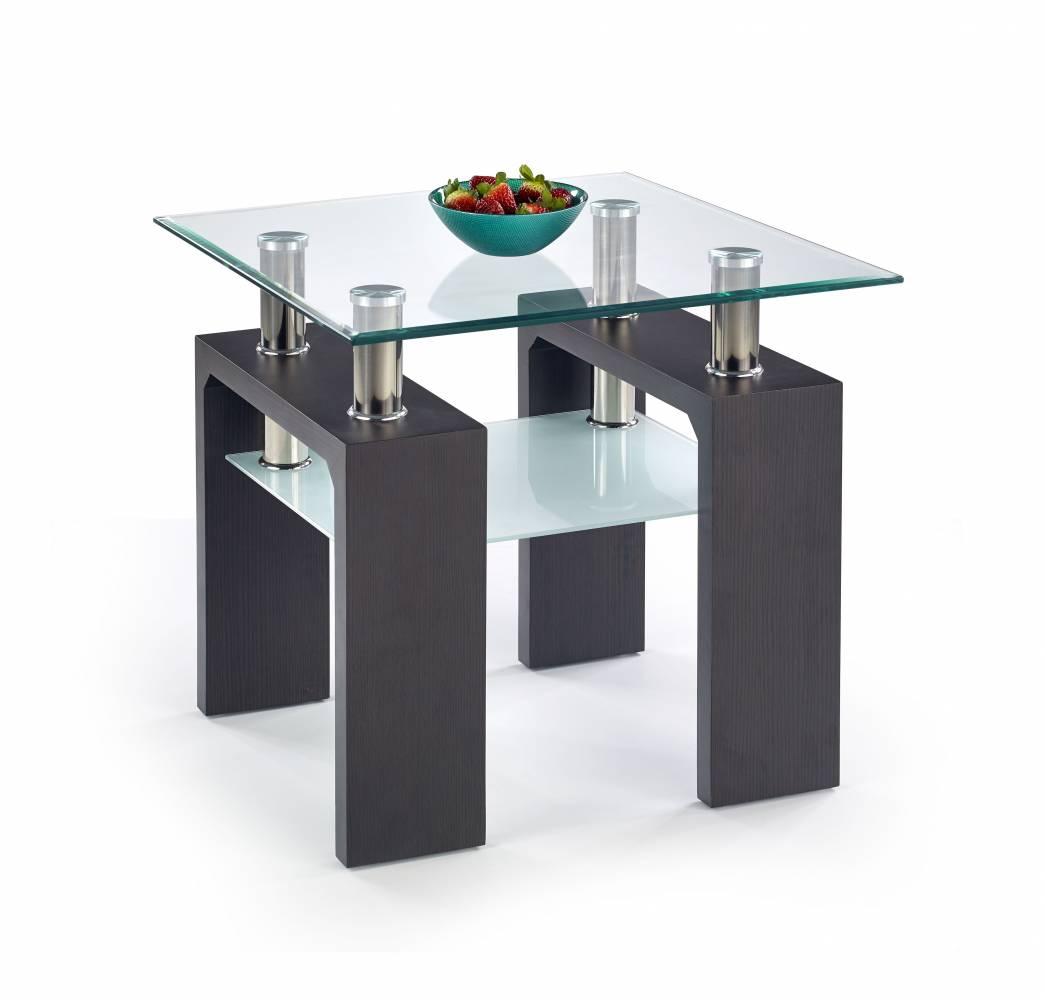 Konferenčný stolík DIANA H KWADRAT (wenge)