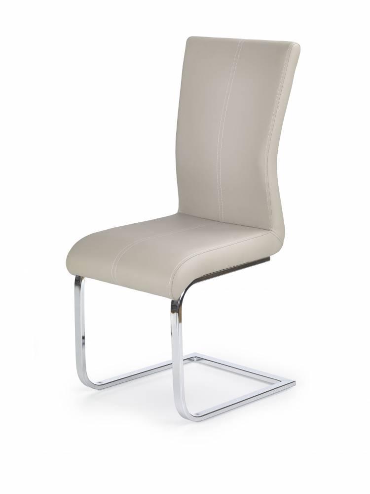 Jedálenská stolička K218 (cappuccino)