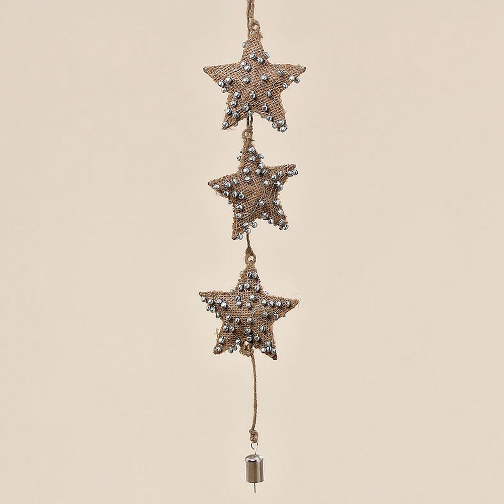 Závesná dekorácia Star Winter, 60 cm