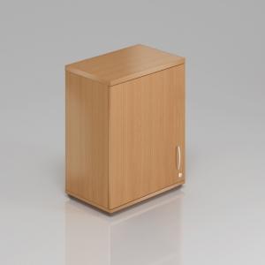 Rauman Kancelárska skriňa nadstavbová Visio, 60x38,5x75 cm, dvere 2/2 SN262 11