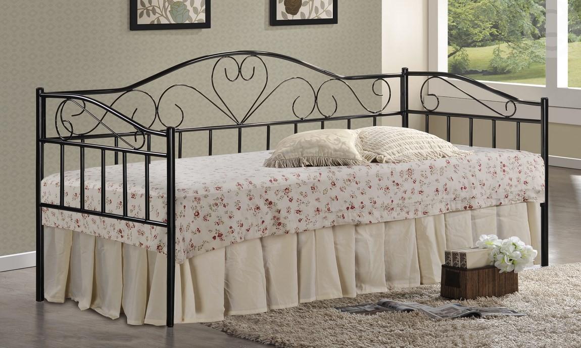 Jednolôžková posteľ 90 cm Palavan MOB-5002 (s roštom)
