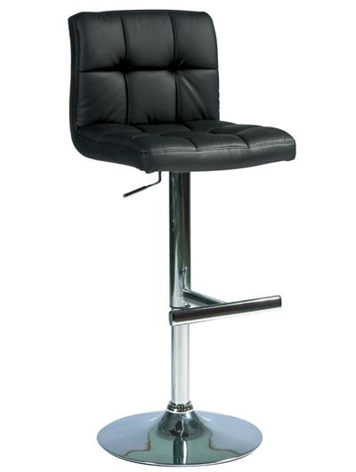 CB-105 barová stolička, čierna