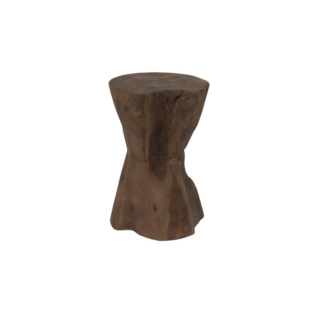 Stolička z teakového dreva HSM Collection Diabolo