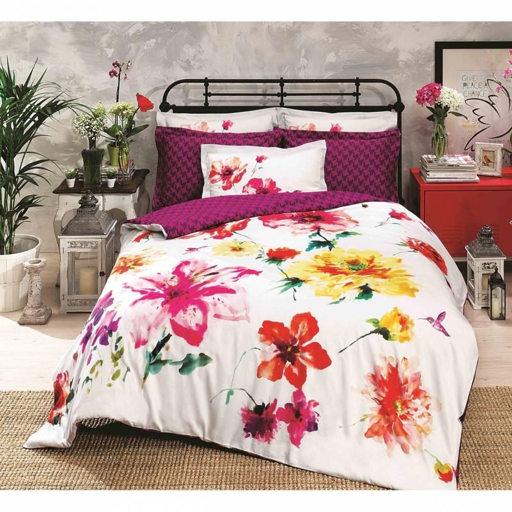 Bavlnené obliečky Batik, 220 x 200 cm, 2 ks 70 x 90 cm, 220 x 200 cm, 2 ks 70 x 90 cm