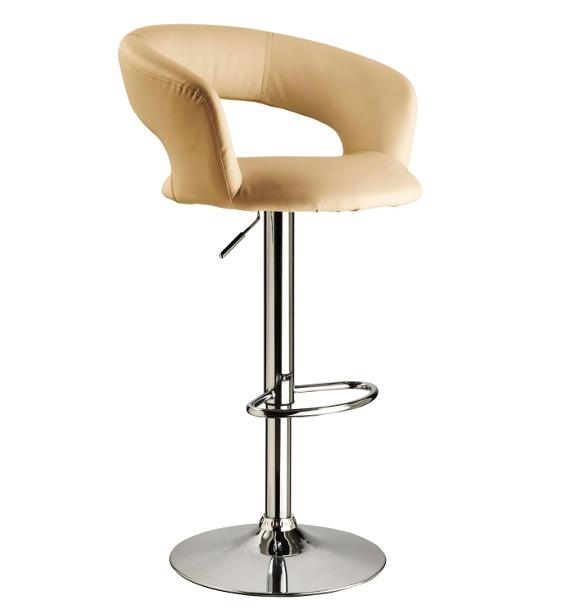 CB-328 barová stolička, krémová