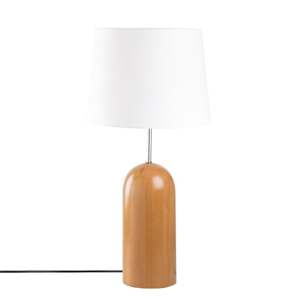 Drevená stolová lampa Opviq lights Herkules