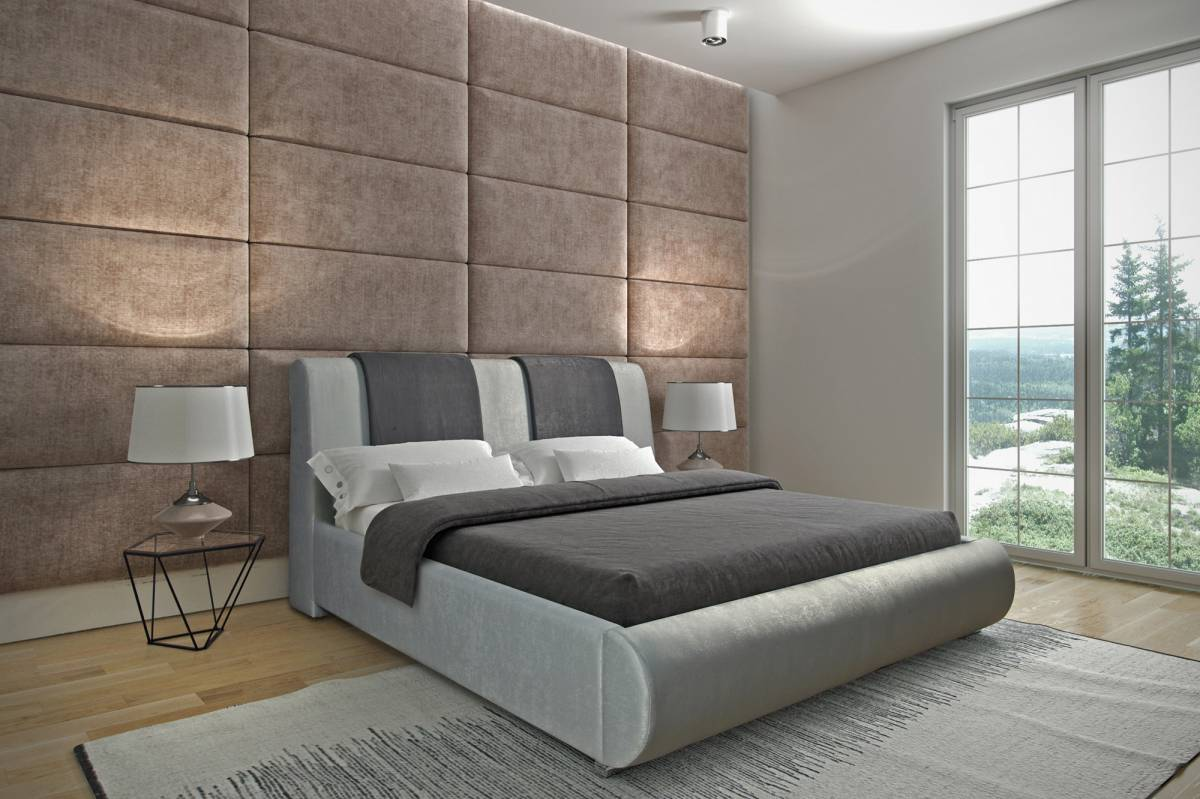 PLATINA čalúnená posteľ 140