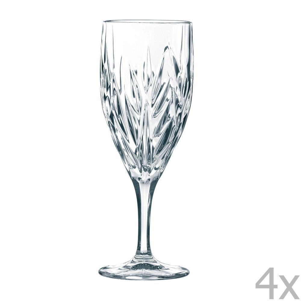 Sada 4 pohárov  Nachtmann Imperial Iced