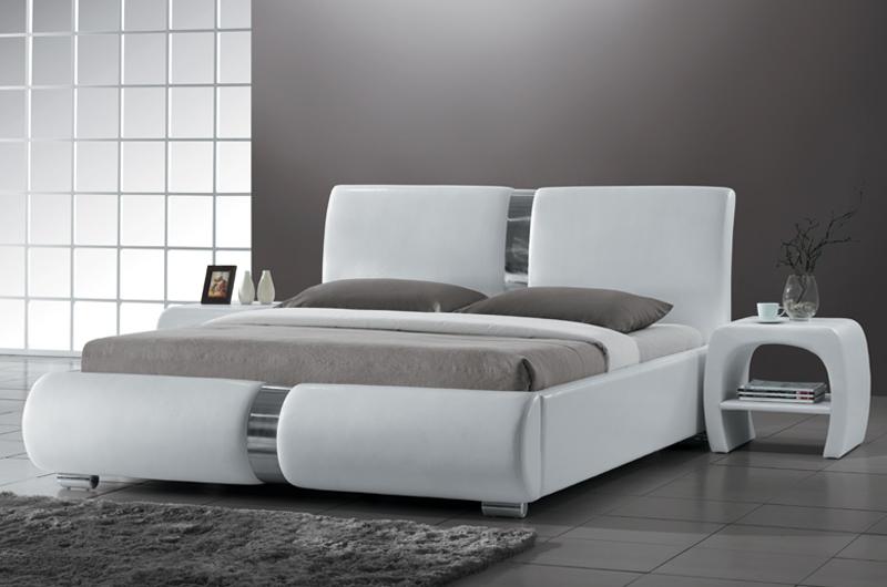Tokyo posteľ 160, biela