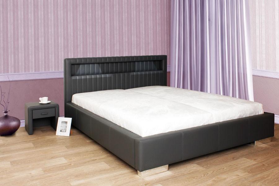 Bradop Čalúnená posteľ JULIANA 180x200 L091