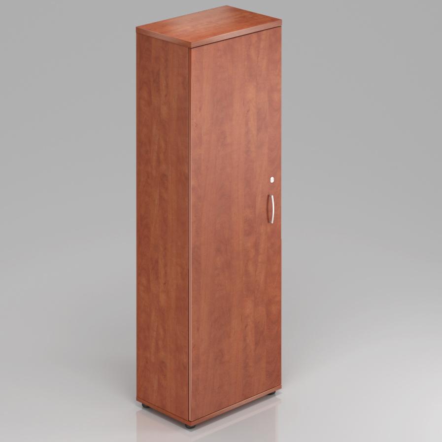 Rauman Kancelárska skriňa Visio, 60x38,5x183,5 cm, dvere 5/5 S565 03