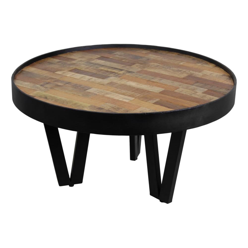 Konferenčný stolík z mangového dreva HSM collection Logan