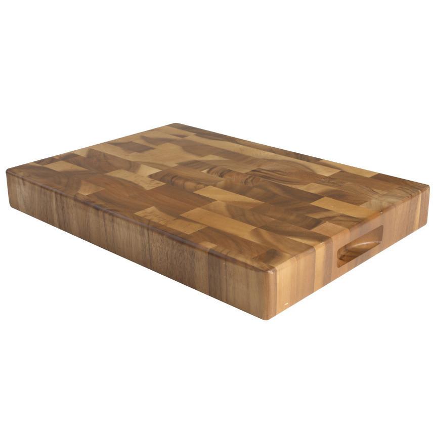 Doštička z agátového dreva T&GWoodware Tuscany, stredná