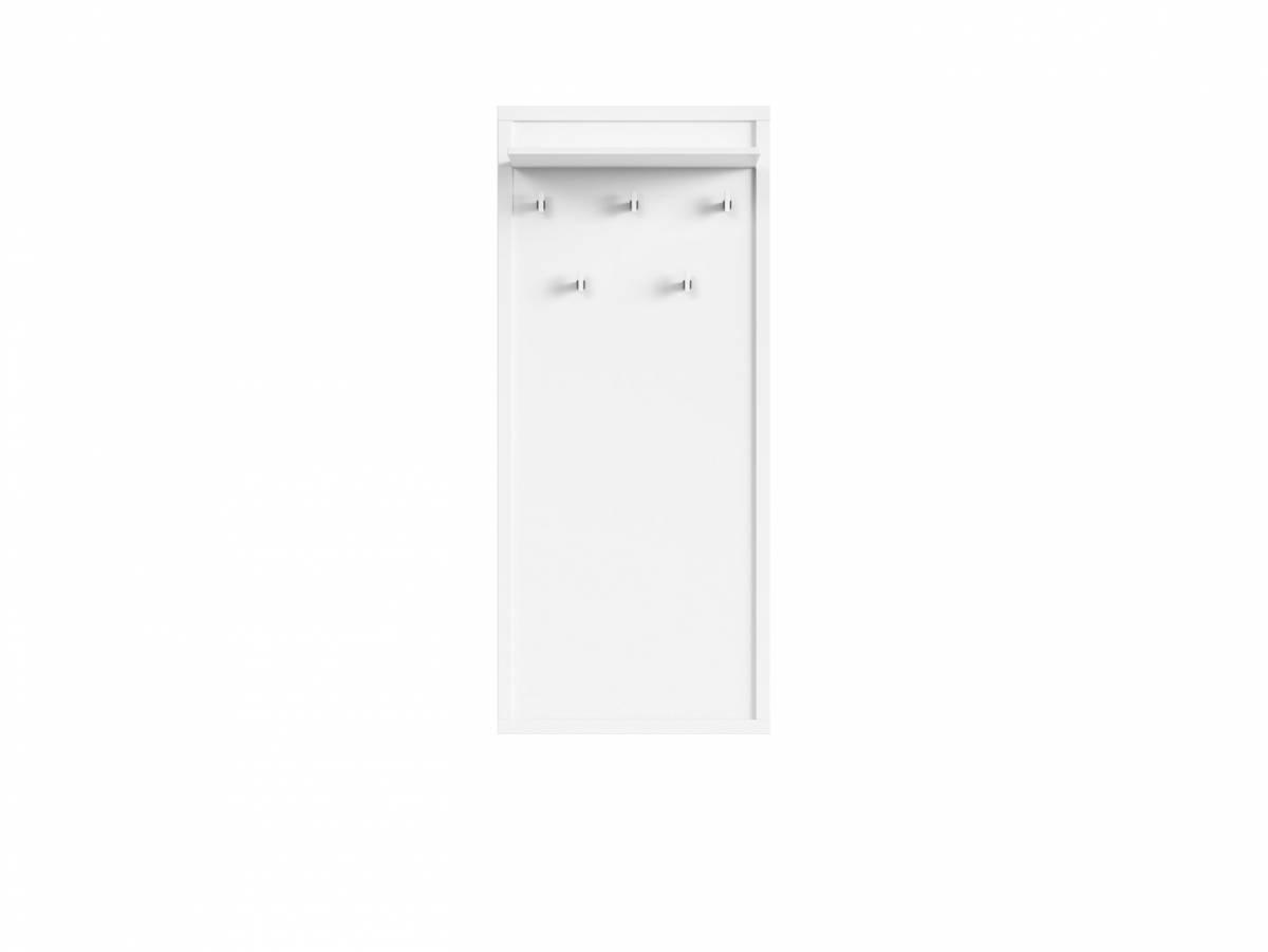 Vešiakový panel Kaspian WIE/60 (biela)