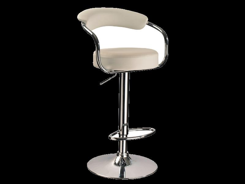 Barová stolička C-231 Krokus krémová