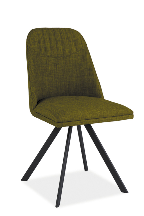 HILTON jedálenská stolička, zelená