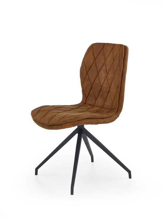 Jedálenská stolička K237 (hnedá)