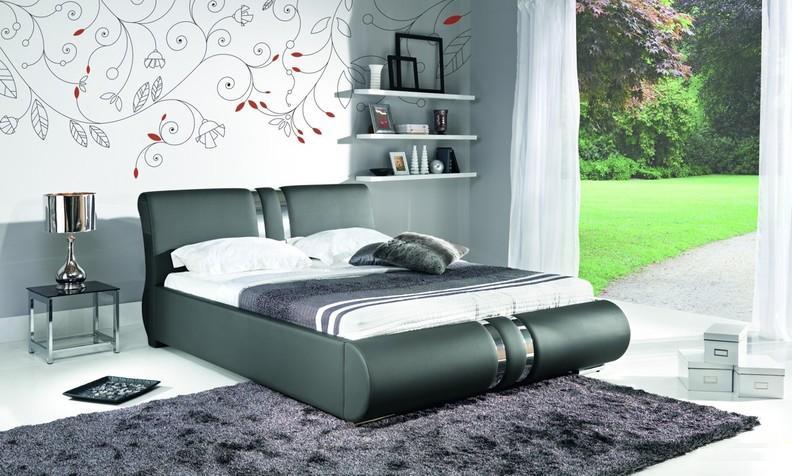 Manželská posteľ 160 cm Combi
