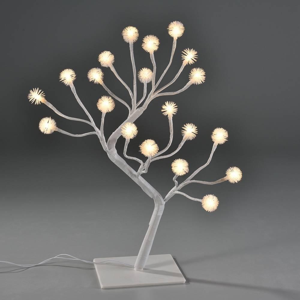 [in.tec]® Vianočná dekorácia - LED vetvička - na stôl - 45cm