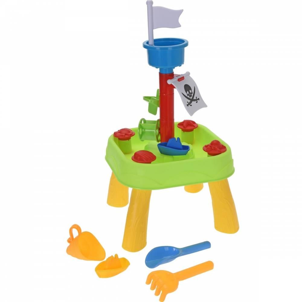 Detský hrací set do vody Pirate 20 ks, 30 x 30 x 59 cm