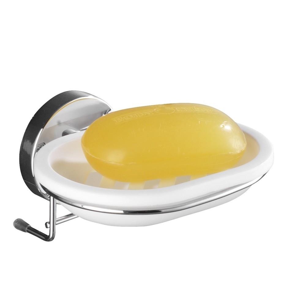 Miska na mydlo bez nutnosti vŕtania Vacuum-Loc, až 33 kg