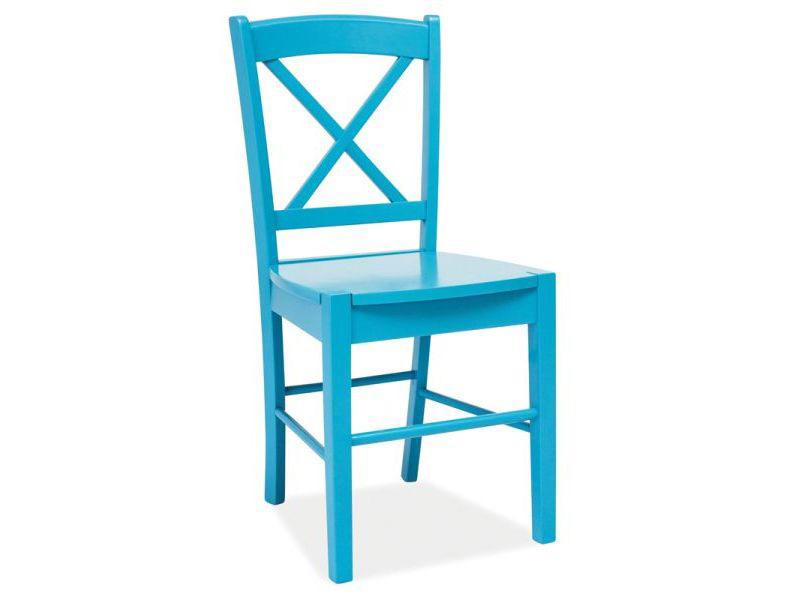 Stolička KD-56, modrá