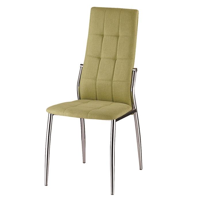 Jedálenská stolička Adora (zelená)