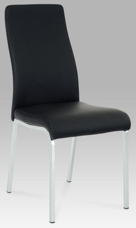 Jedálenská stolička WE-5084 BK