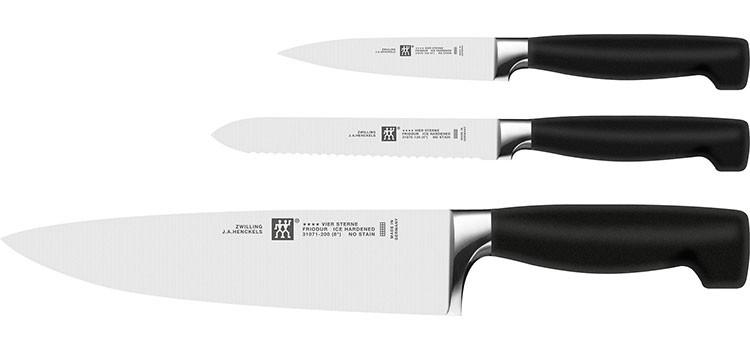 Súprava nožov 3-dielna FOUR STAR®