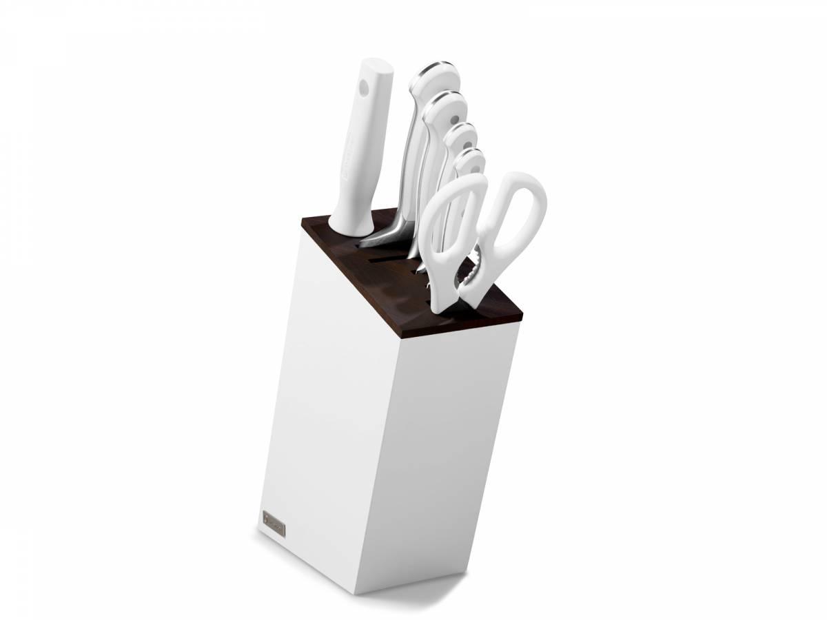 """Sada nožov v bloku Classic """"Verzia Santoku"""" Wüsthof 6 ks"""