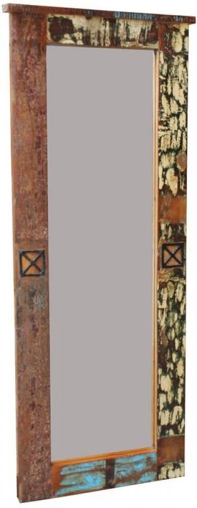 SPIRIT Zrkadlo #112 indické staré drevo, lakované