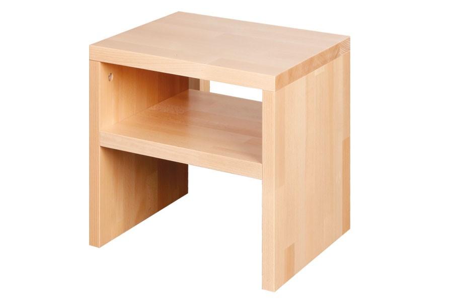 Bradop Nočný stolík OSKAR 2, buk L017