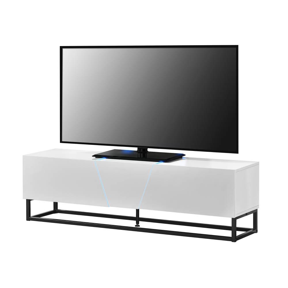 [en.casa]® Skrinka pod TV - AANT-0331