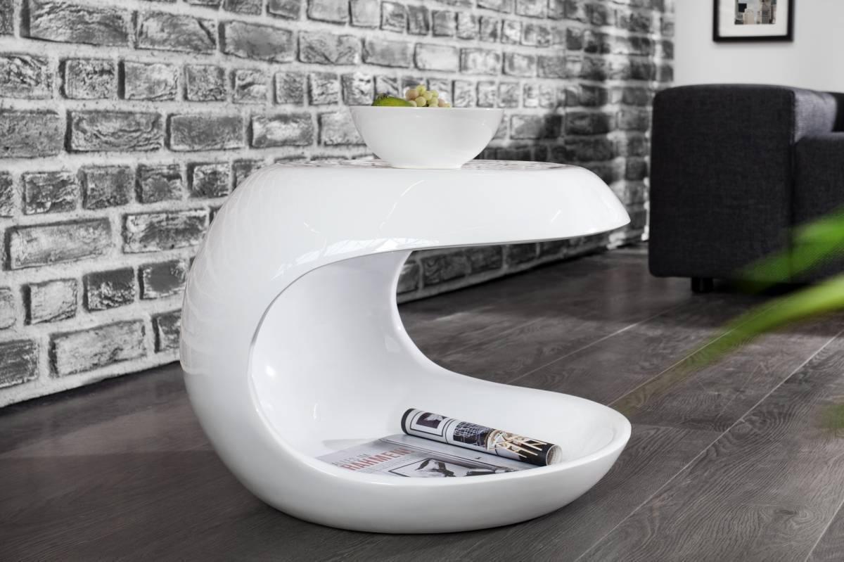 Stolík RENISP - biela