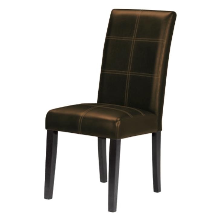 Jedálenská stolička Rory New tmavohnedá