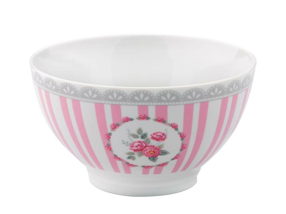 Florina Porcelánová miska na polievku Twins 550 ml