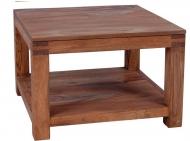 Furniture nábytok  Masívny konferenčný stolík z Palisanderu  Manúčehr  60x60x40 cm