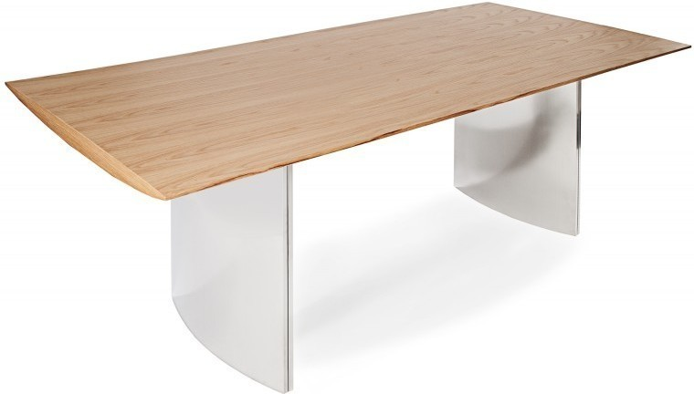 Jedálenský stôl MIRAKLE 200 cm - prírodná