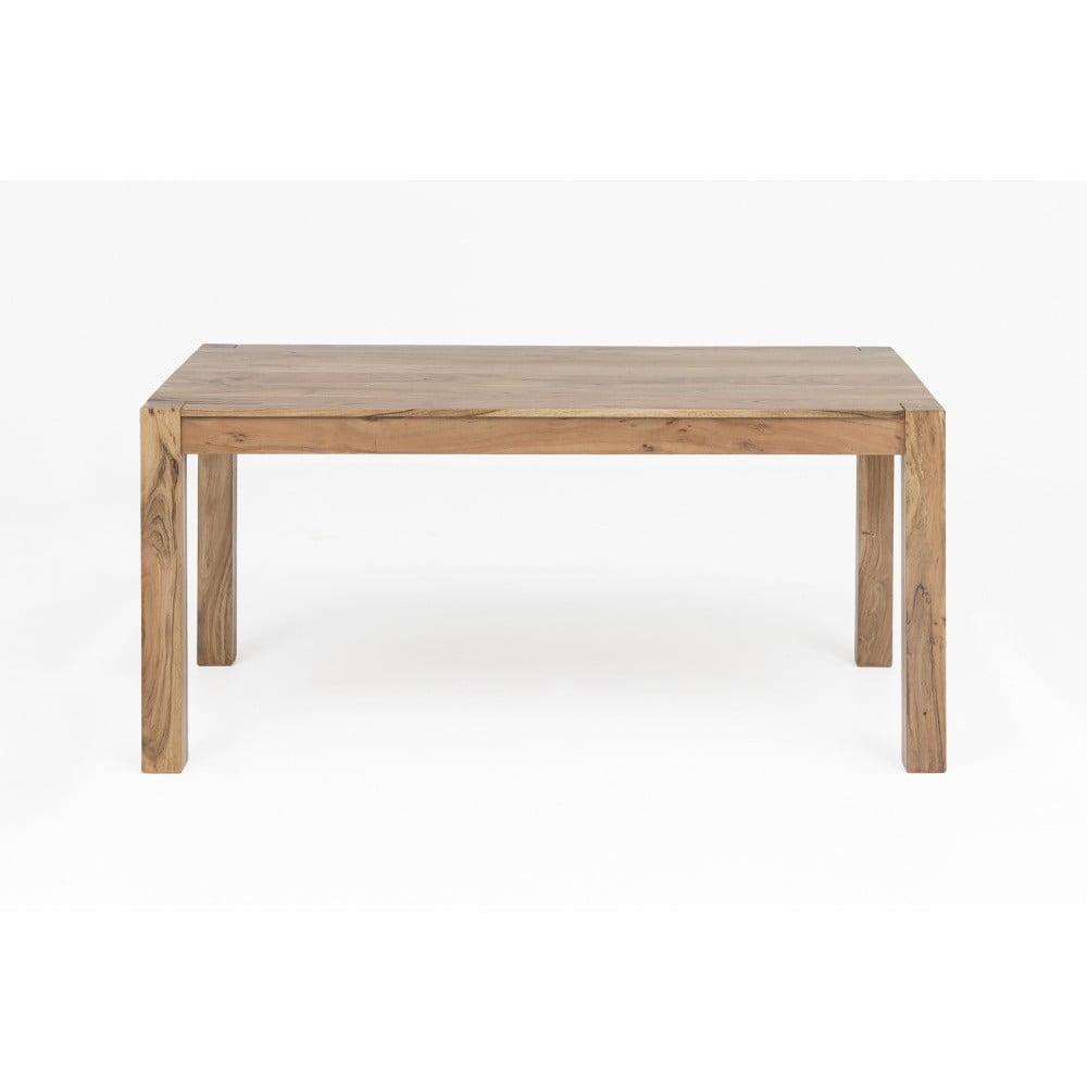 Jedálenský stôl z akáciového dreva WOOX LIVING Monrovia, 90 x 160 cm