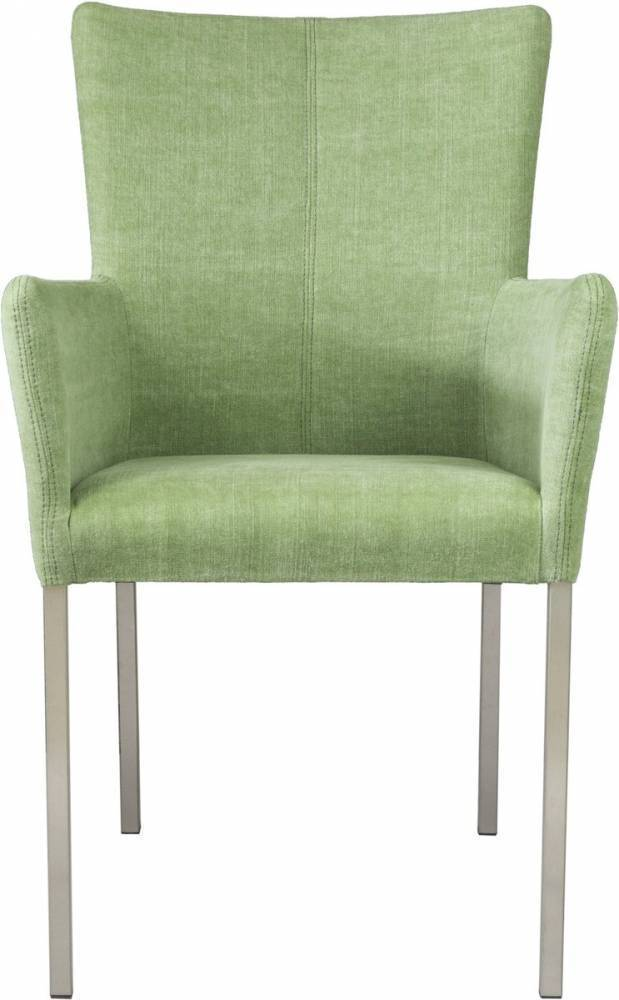 Jedálenská stolička TIVOLI - pistáciová