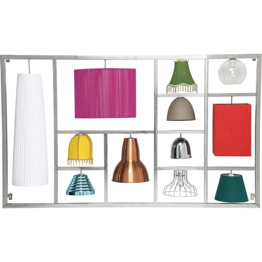 Nástenné svietidlo Kare Design Parecchi Illusion, šírka 185 cm