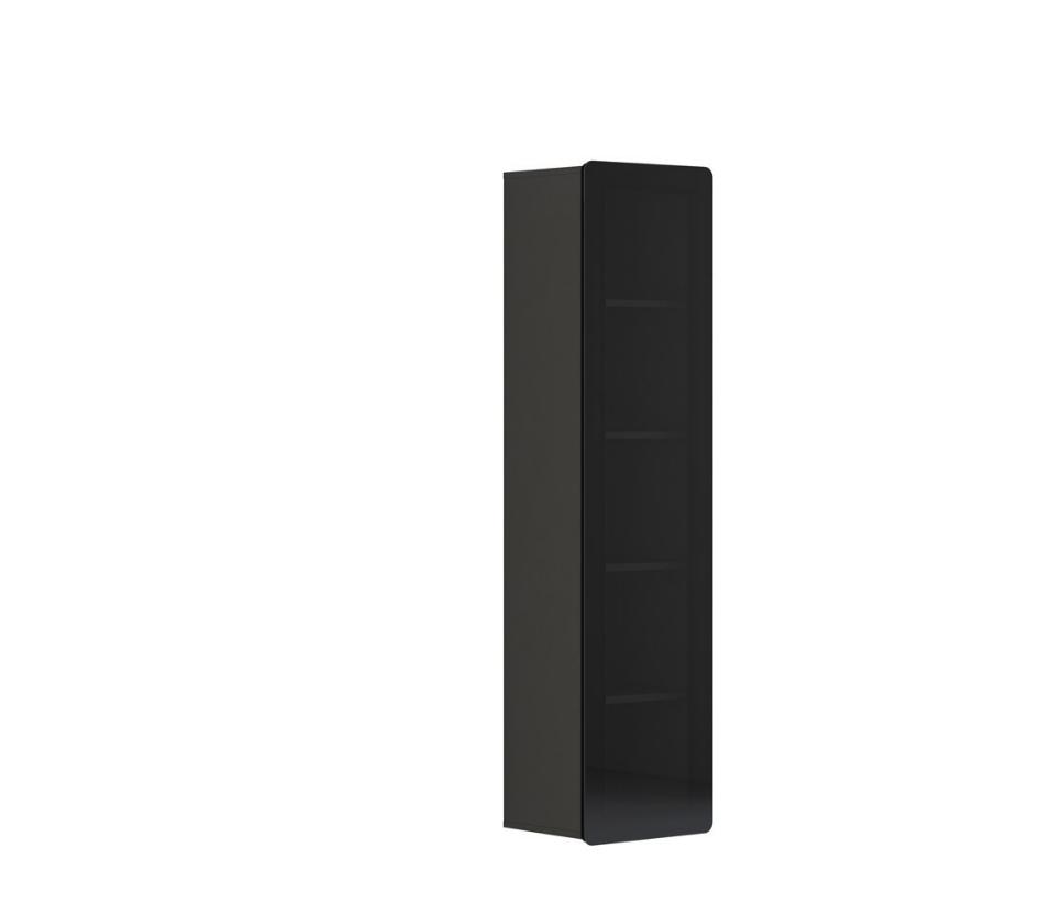 Závesná skrinka Possi light SFW1W/16/4   Farba: šedý wolfram