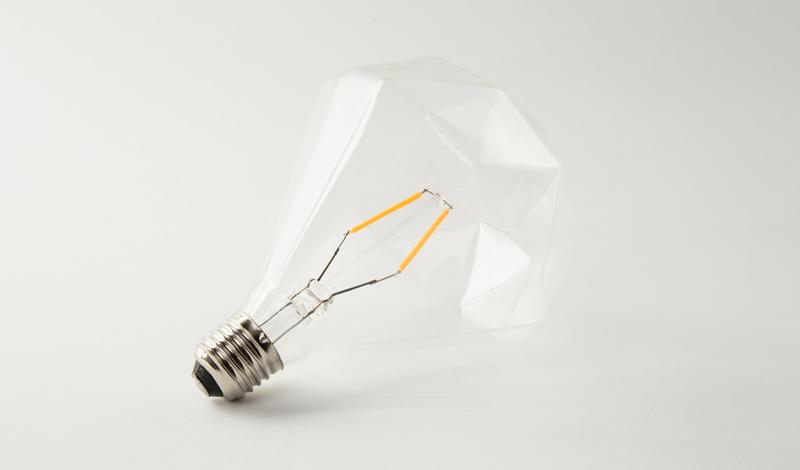 Diamond LED Bulb