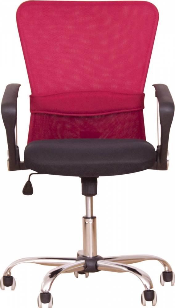 Kancelárska stolička AEX červená