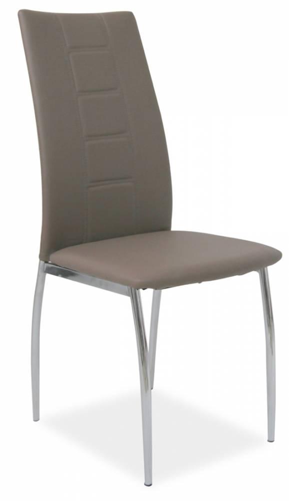 Jedálenská stolička HK-880, latte